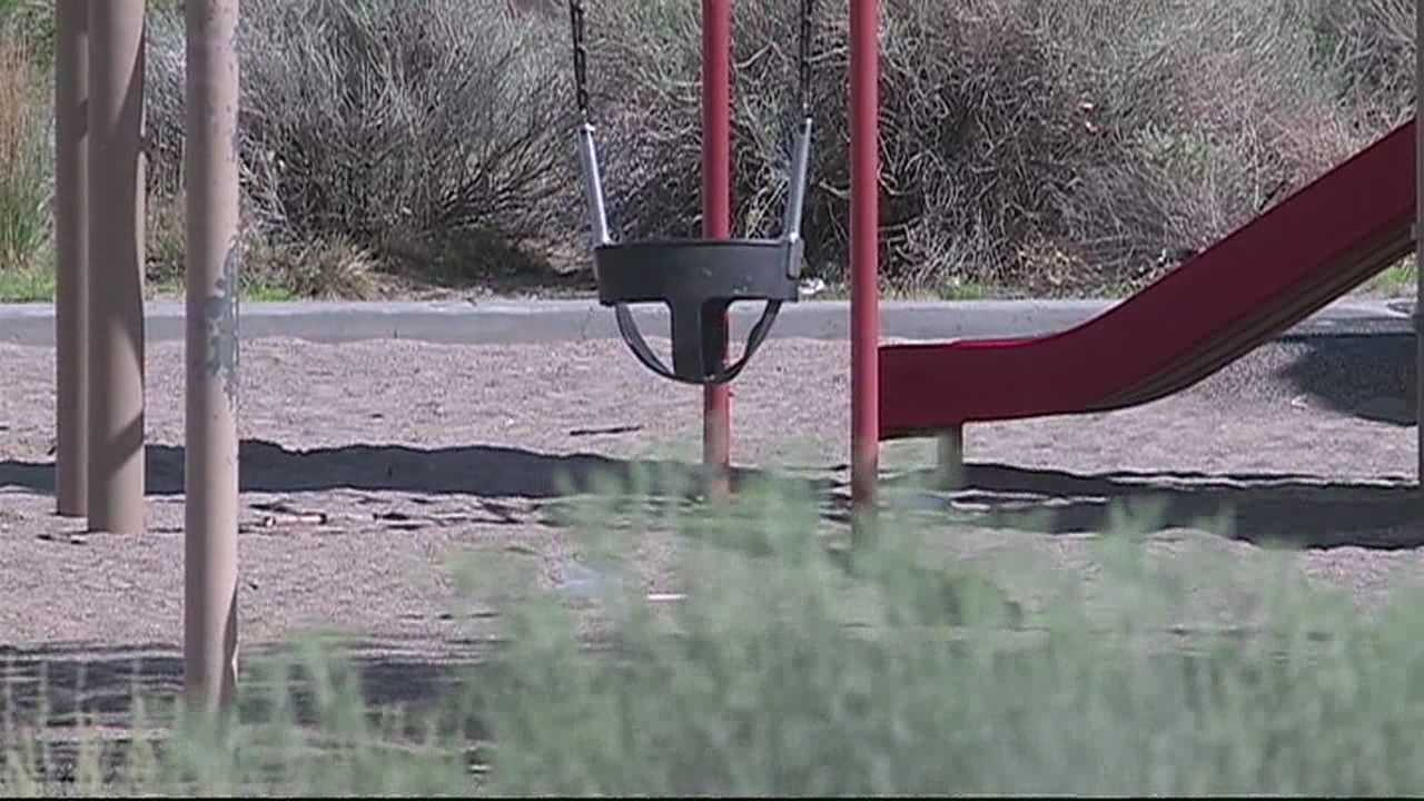 Parents in one part of Albuquerque are keeping and closer eye on their kids tonight.  Police say two young girls were grabbed and groped by a stranger at a park.