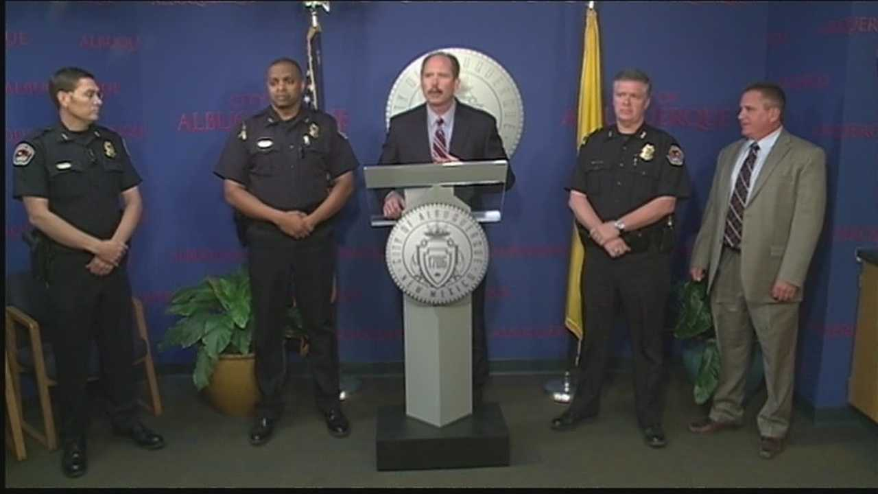 It's a hot topic in the upcoming Albuquerque Mayoral Election.  Who will be the next police chief?
