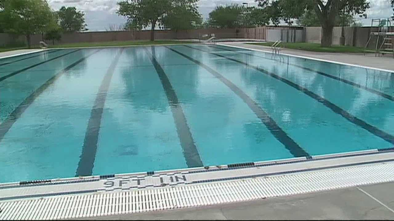 Stolen pool equipment leads to the closing of one of the cities pools for the day.