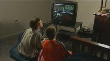 5. Turn off the TV and video games