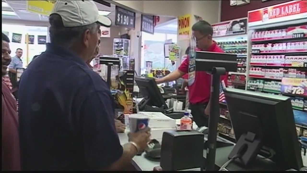 Powerball fever comes to NM