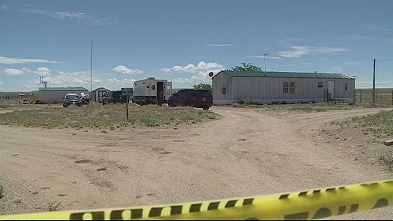 NM woman accused of killing husband