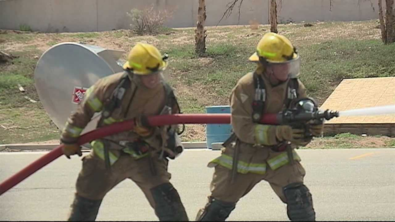 The Albuquerque Fire Department is in the midst of a hiring crisis.
