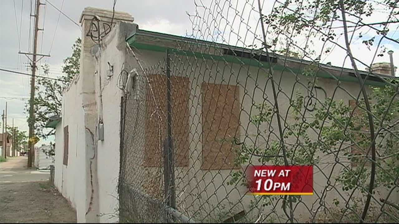 img-City working to get rid of abandoned houses