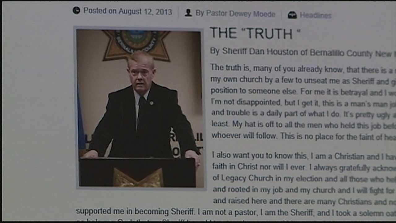 img-Bernalillo County Sheriff no longer part of Legacy Church