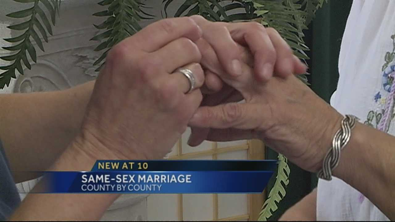 img-New Mexico the first state to allow same-sex marriage county by county