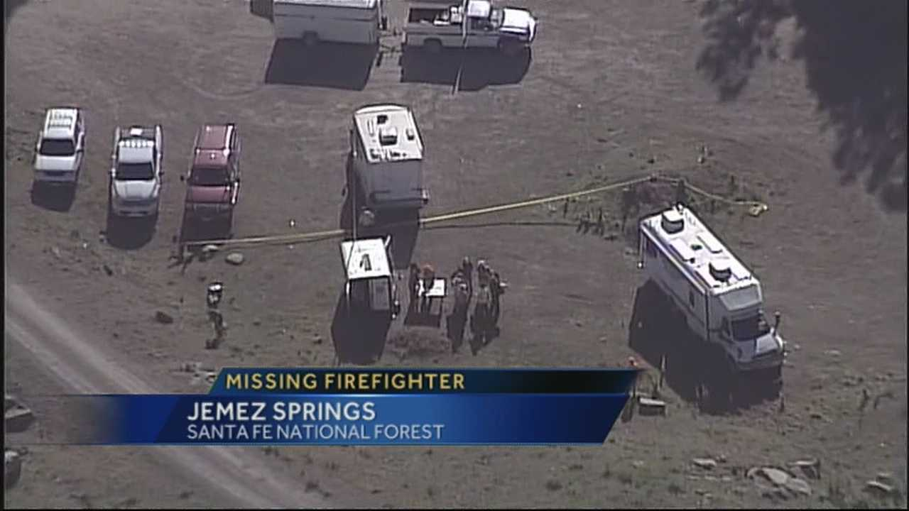 img-Search continues for missing firefighter