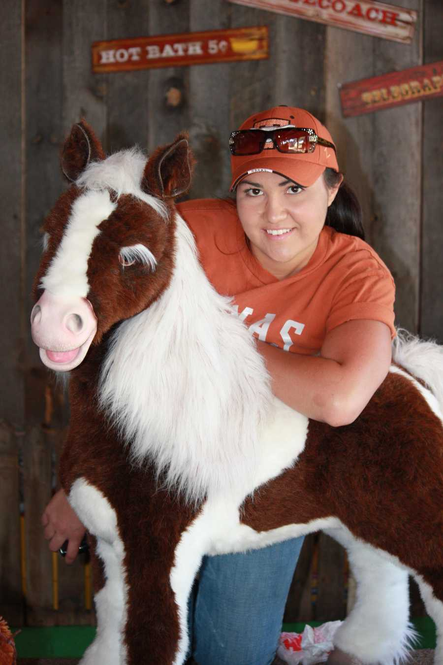 Friday September 13: 9:00 a.m.: Miniature Horse Show- NMSF Horse Complex