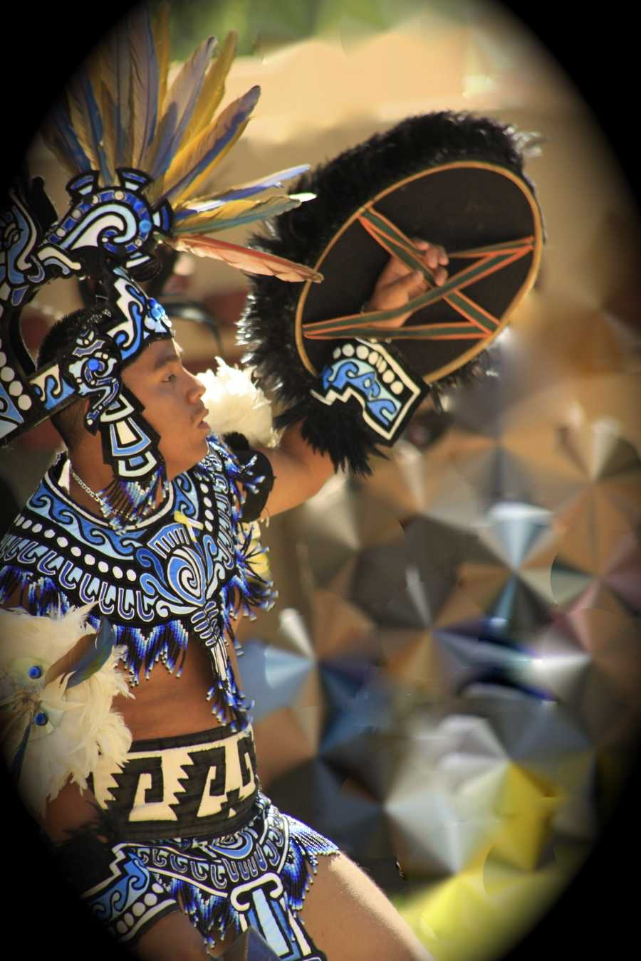 Saturday, September 21: 3:00 p.m.: Tlanextli Tlacopan Aztec Fire Dancers (Aztec Fire Dancers) Indian Village