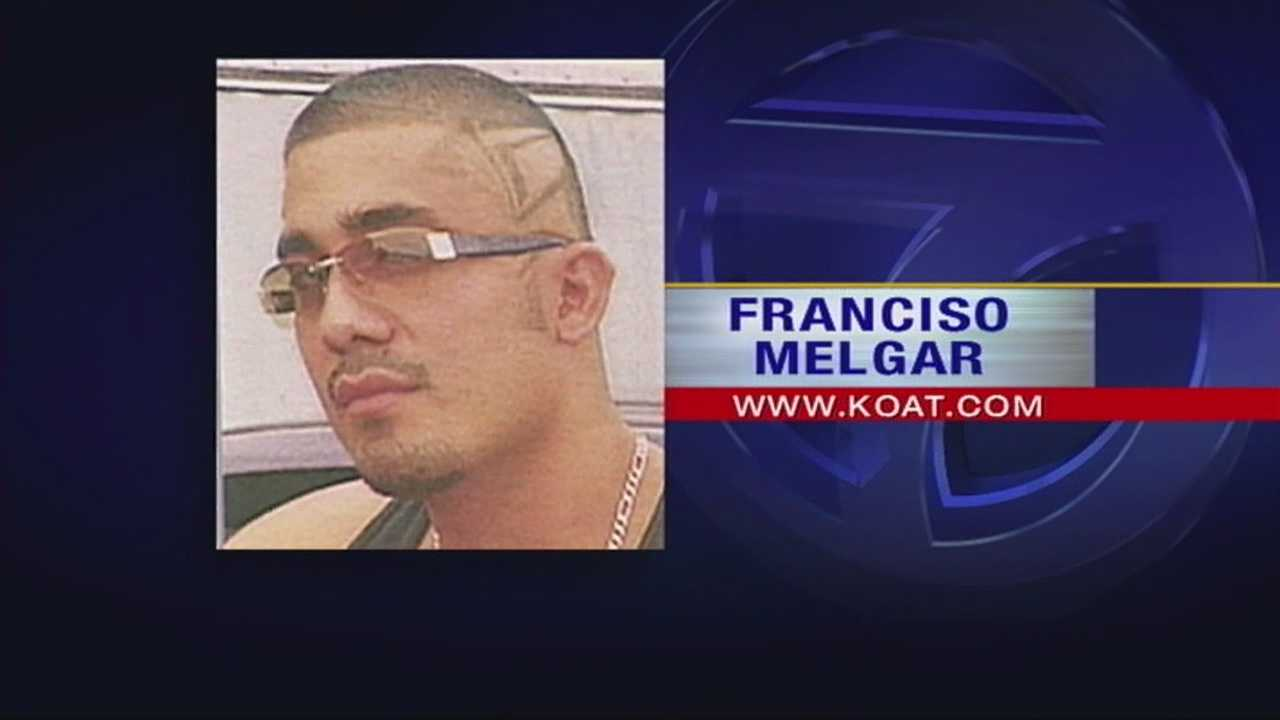 Francisco Melgar-Cabrera, 30, was arrested Saturday on an extradition warrant, according to our media partners at the Albuquerque Journal.