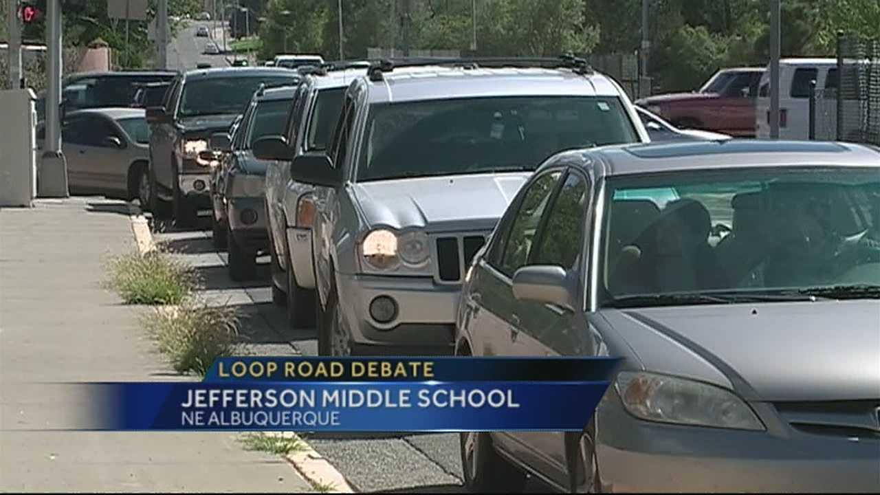 img-Proposed Loop Road causing crash between school board city council