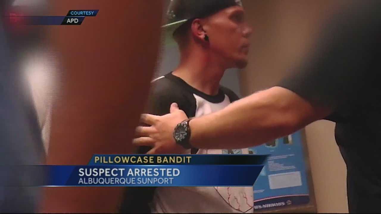 img-Pillowcase bandit back in custody