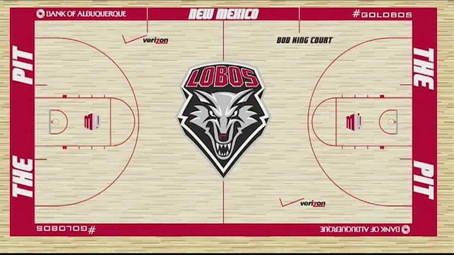 UNM releases new men\'s basketball court design
