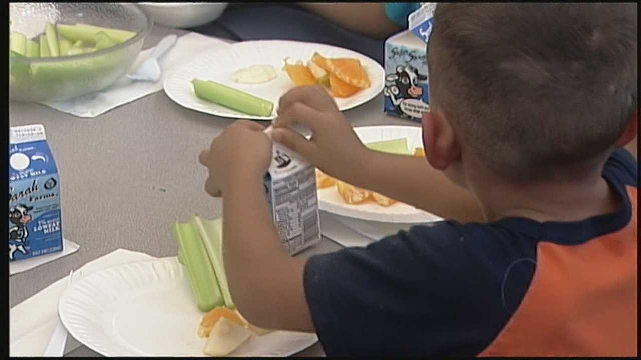 A new survey from the Food and Action Research Center shows that at least 25 percent of families with kids in Albuquerque, can't buy groceries when they need to.