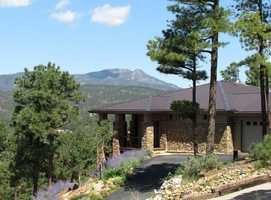 Take a peek inside this $1.395 million home for sale in Ruidoso, N.M. featured on Realtor.com