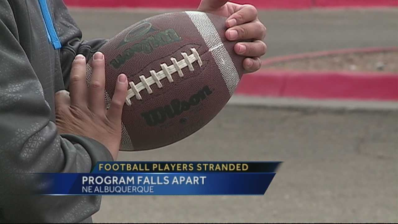 Training, college credit program in Albuquerque falls through