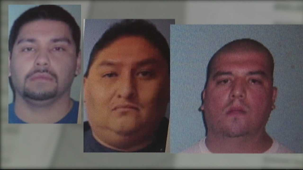 Phillip Montoya, Jeremy Calabaza, and Louie Barela, all convicted of sexual contact with a minor, were found living at three separate home daycare businesses around Albuquerque.