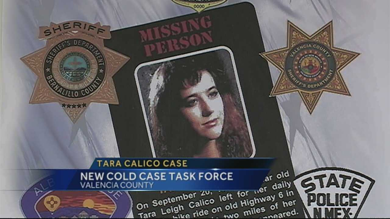 img-25 Year-old cold case of missing teenager reopened