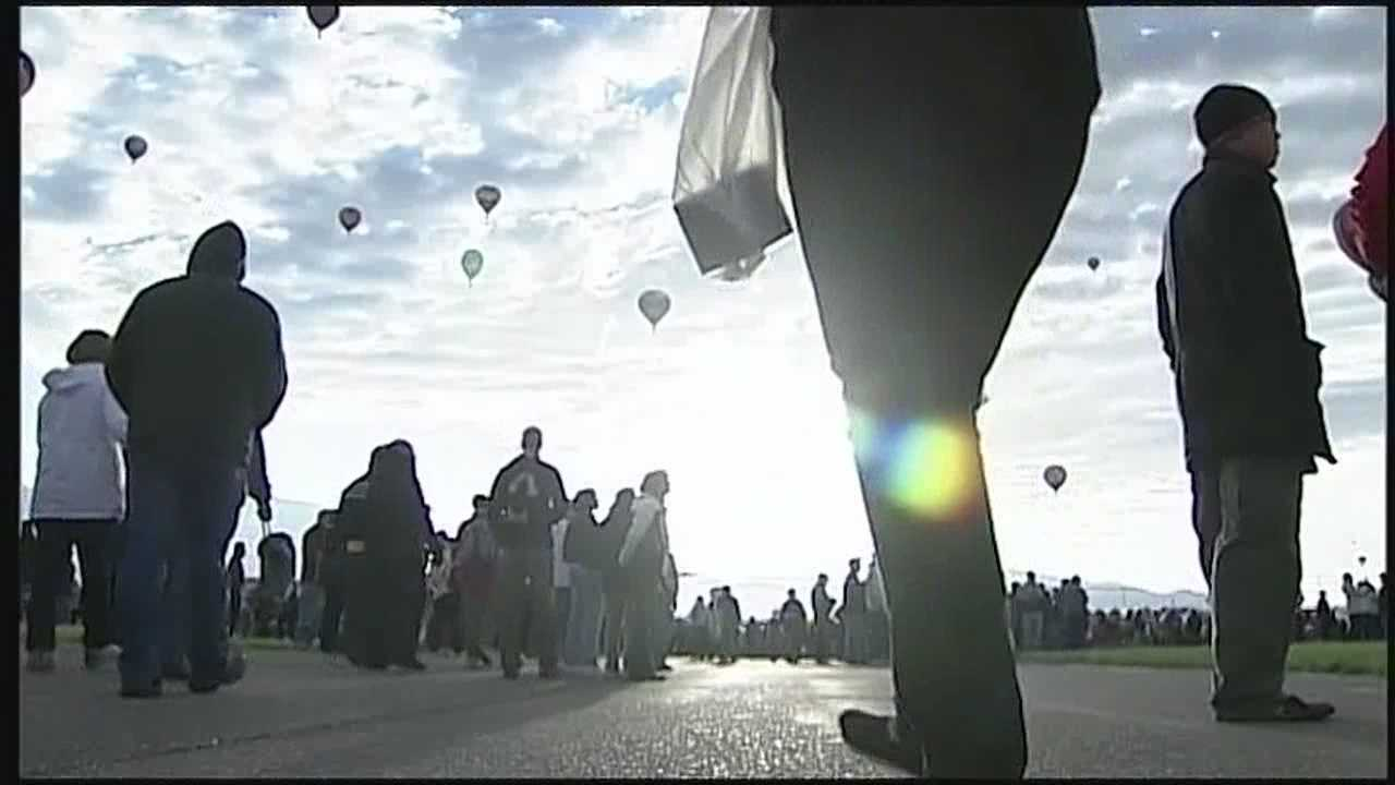 Officials have increased police and surveillance presence at the Balloon Fiesta Park for this year's celebration.
