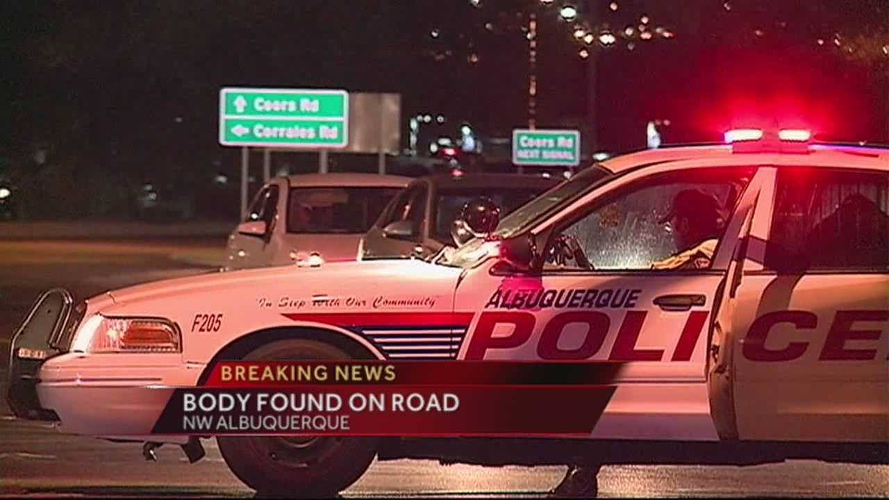 img-Dead body found in middle of Coors Bypass