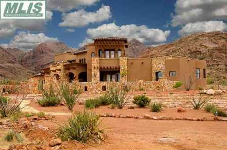 Tour this Las Cruces mansion featured on Realtor.com