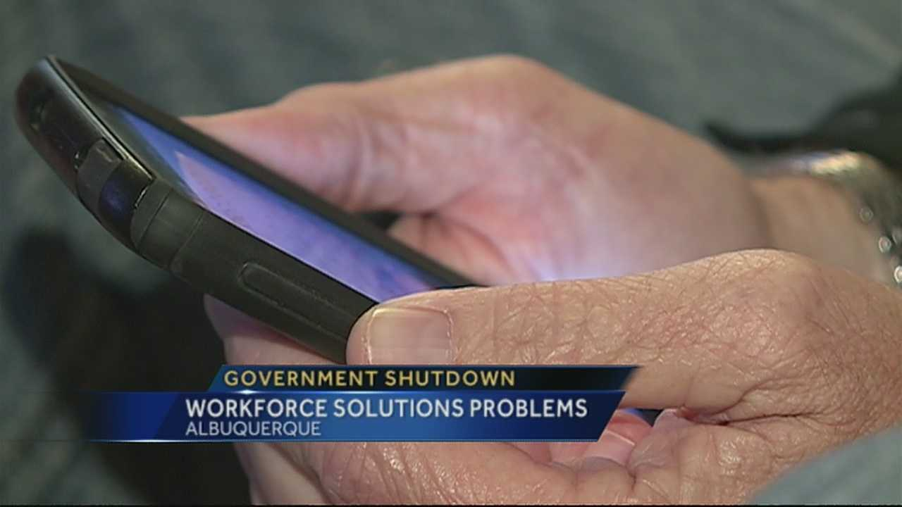 Unemployment office flooded with calls