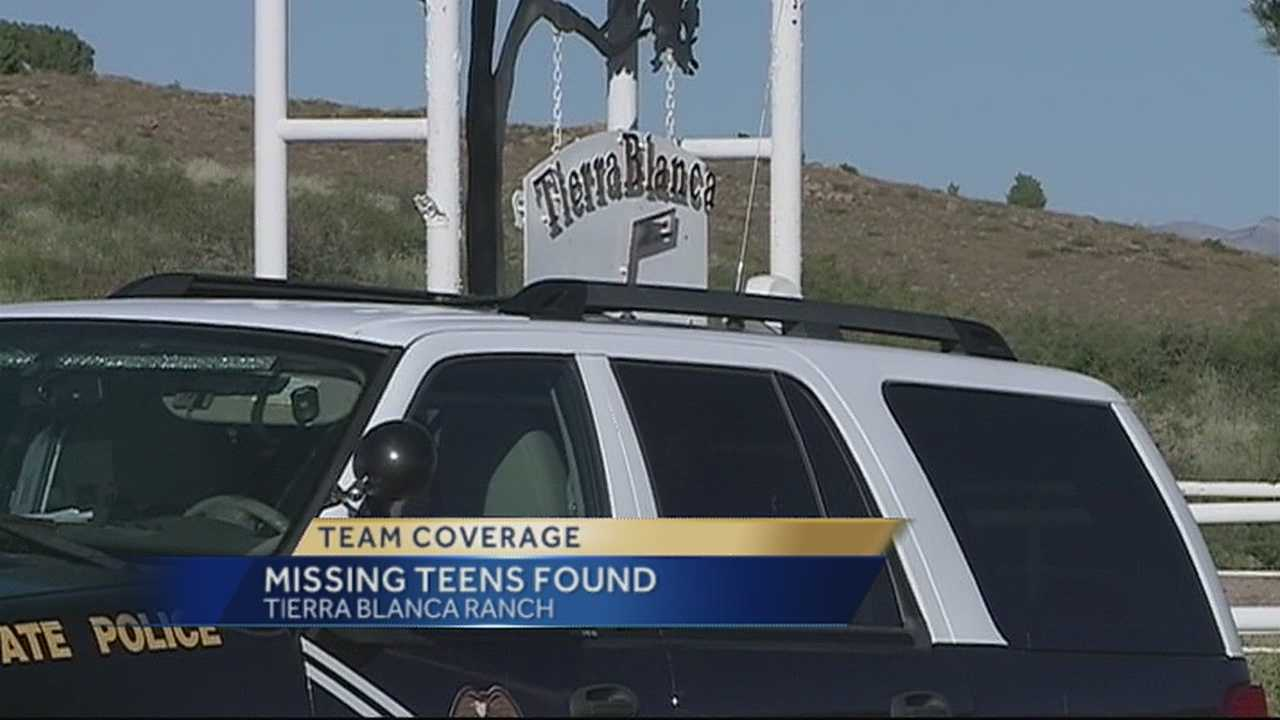 Missing Teens Found