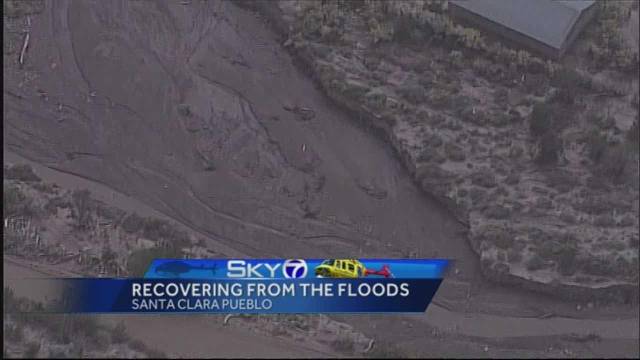 Santa Clara Tour over Flooding