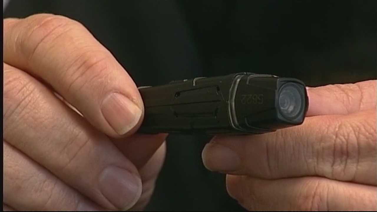 New lapel cameras come to APD