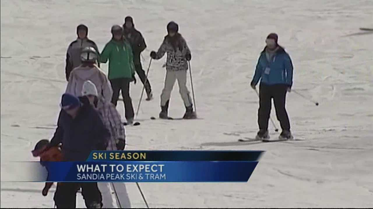 Sandia Peak Ski Area Hoping for a Good Season