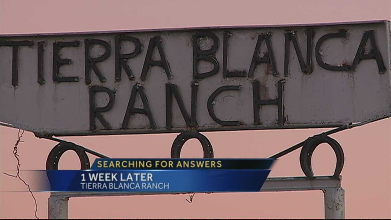 Family future not certain after ranch incident.