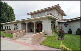 Take a look inside this 4 bedroom, 4 bathroom mansion in Corrales, N.M. featured onRealtor.com
