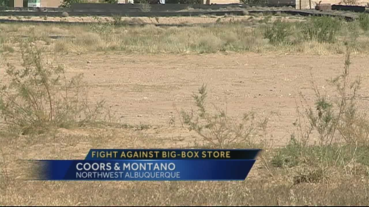 A developer is revamping a plan from 2005 in hopes of turning a bare piece of land at Coors Boulevard and Montano Road into a new project.