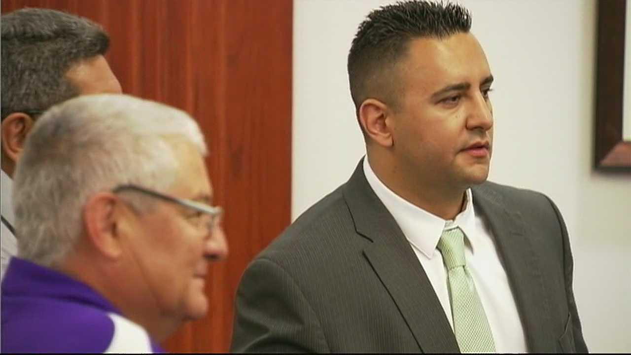 Levi Chavez ordered to pay court fees