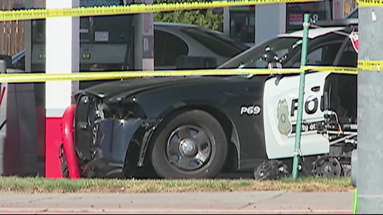 Four law enforcement officers were wounded this past weekend.