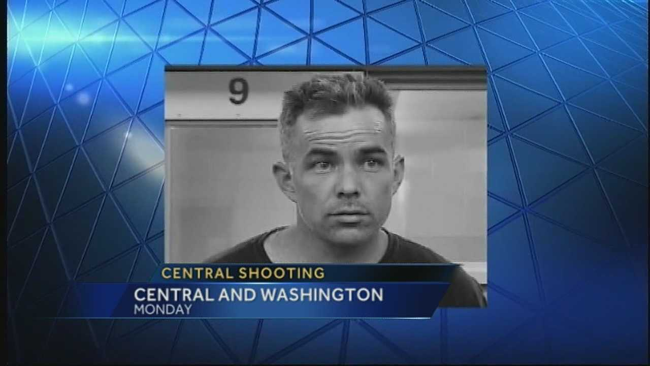 Police identify suspect in officer-involved shooting