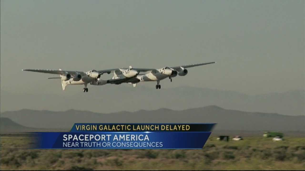 Spaceport America near T or C could cost the state millions more.