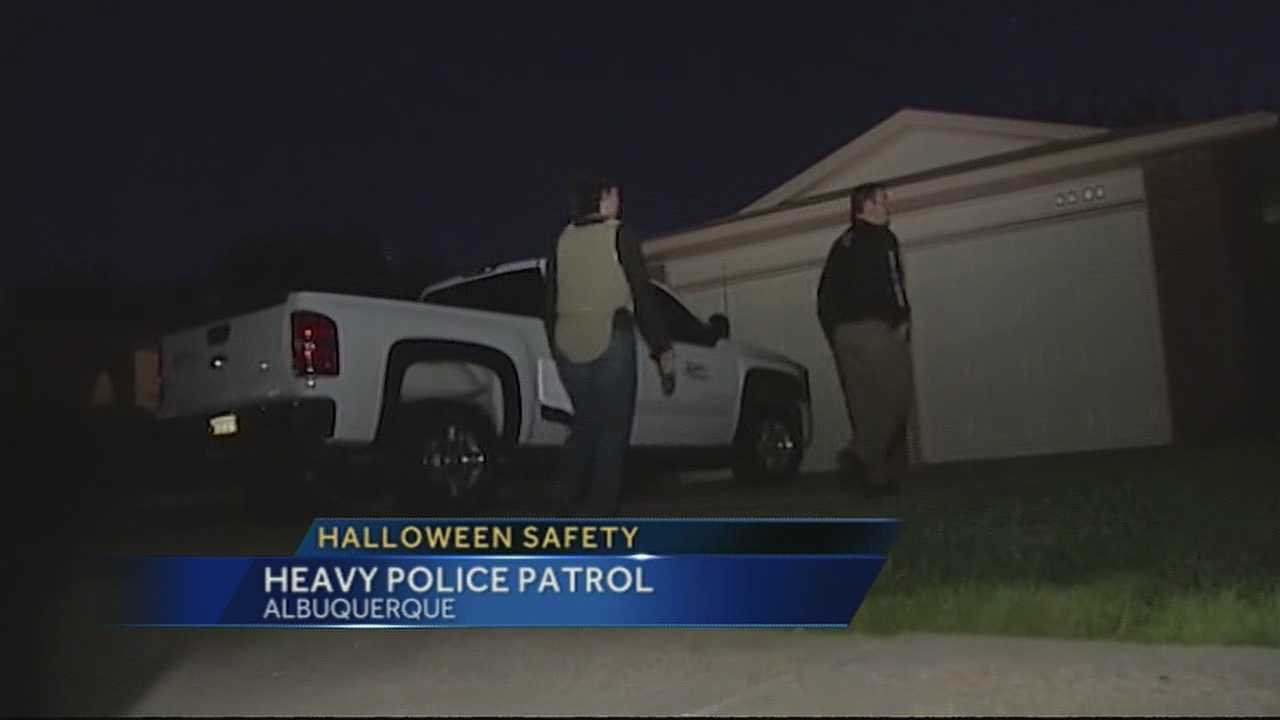 BCSO, APD and U.S. Marshals will be patrolling residential neighborhoods, making sure kids stay safe, and looking for registered sex offenders who may be trying to lure kids in.