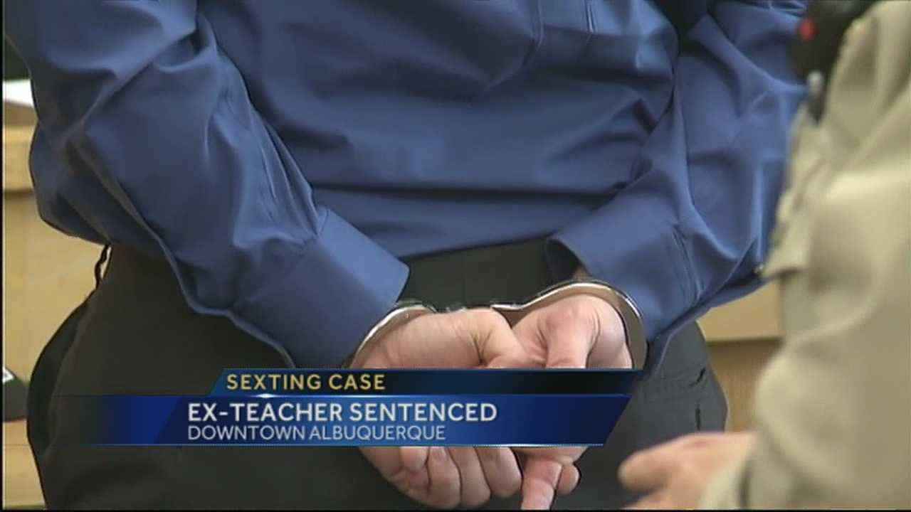 'Please forgive me,' teacher says