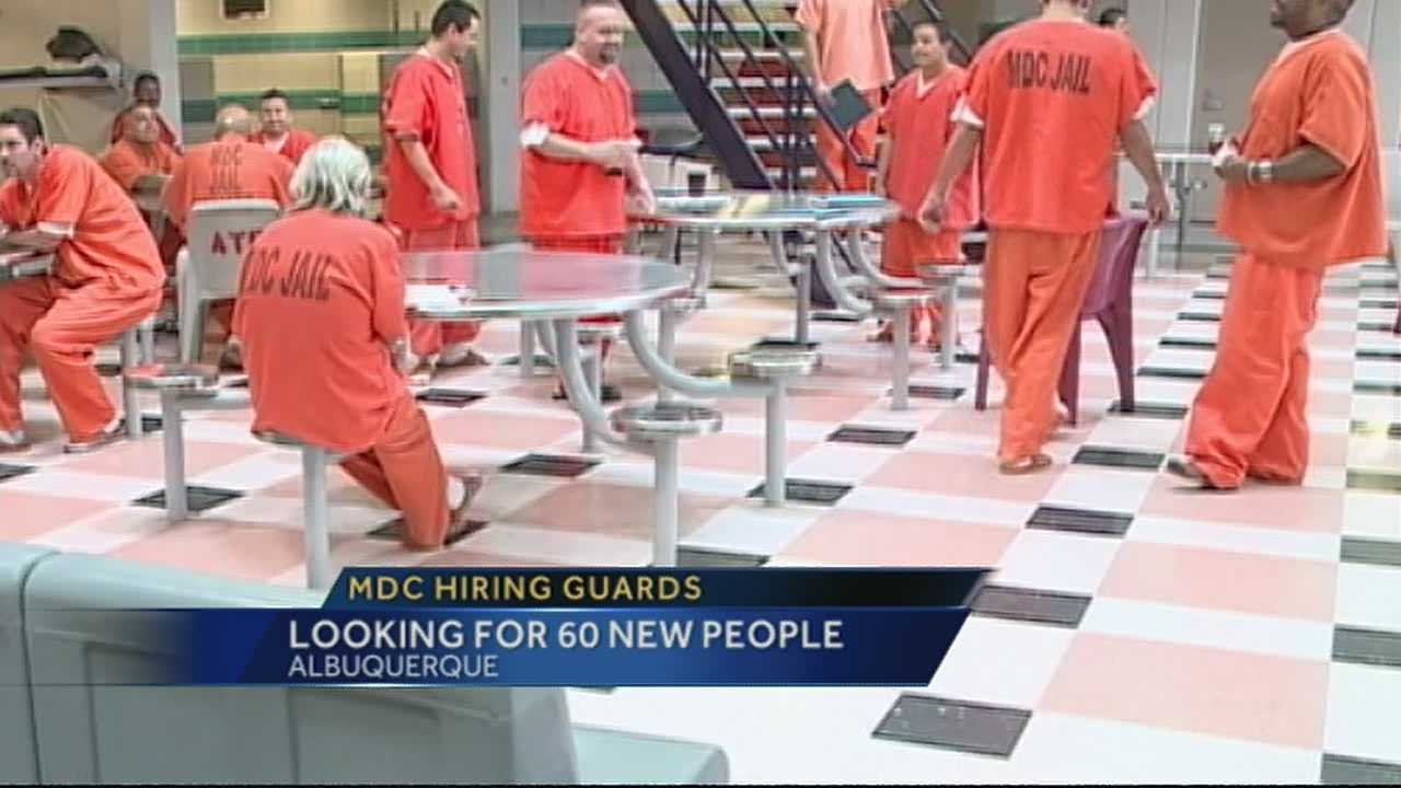 Lawsuit spurs need to correct staff-inmate ratio