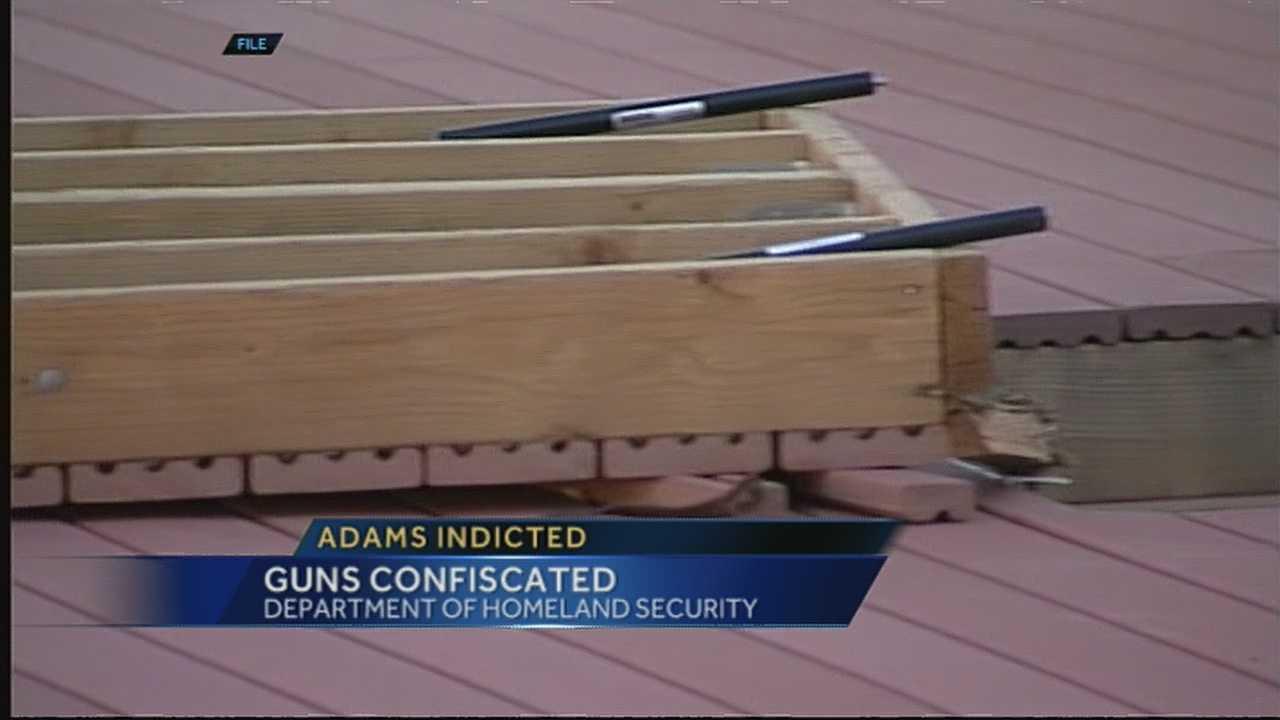 1,500 guns seized during January raid