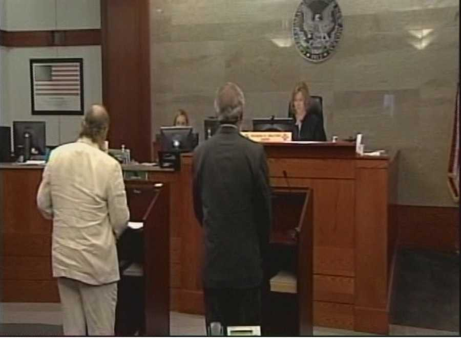June 24, 2011- Garcia, who has no criminal history, makes his first appearance in court. Garcia posts bond, but a judge barred him from using the Internet. UNM suspends his privileges as a retired faculty member pending the outcome of the investigation.