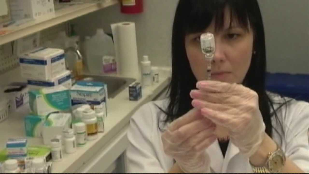 Staff may opt out of shots for medical, religious reasons