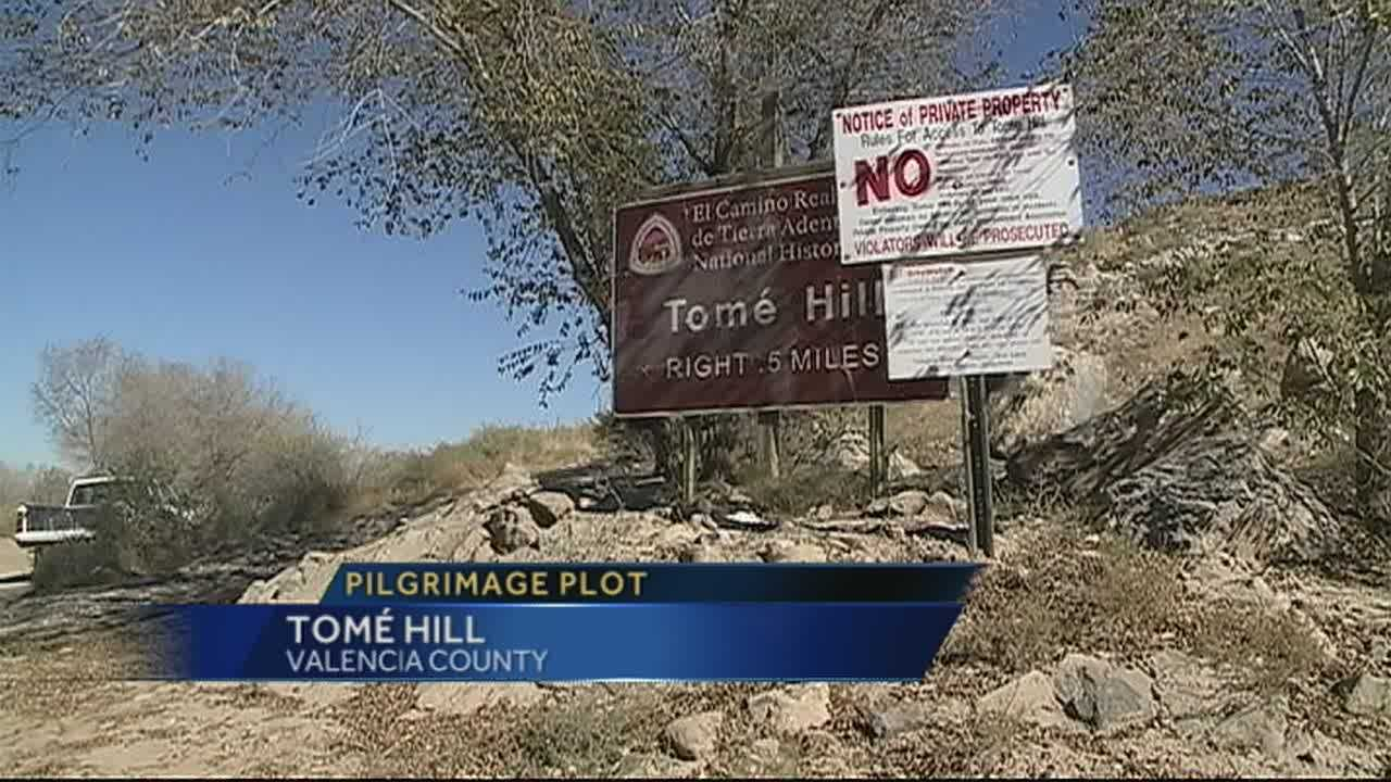 After more than 40 years New Mexico gets an important piece of property back.