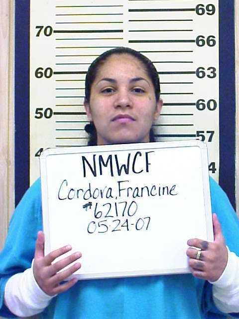 Francine Marie Cordova