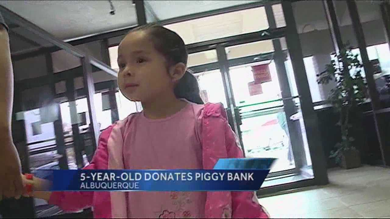 5-year-old girl inspires those around her to give $600 to typhoon victims