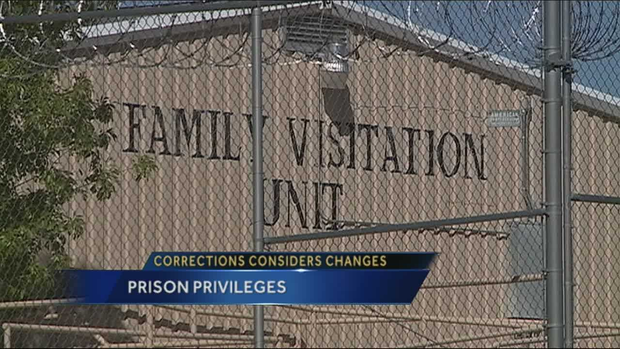 A closer look at New Mexico's mandates on conjugal visits.