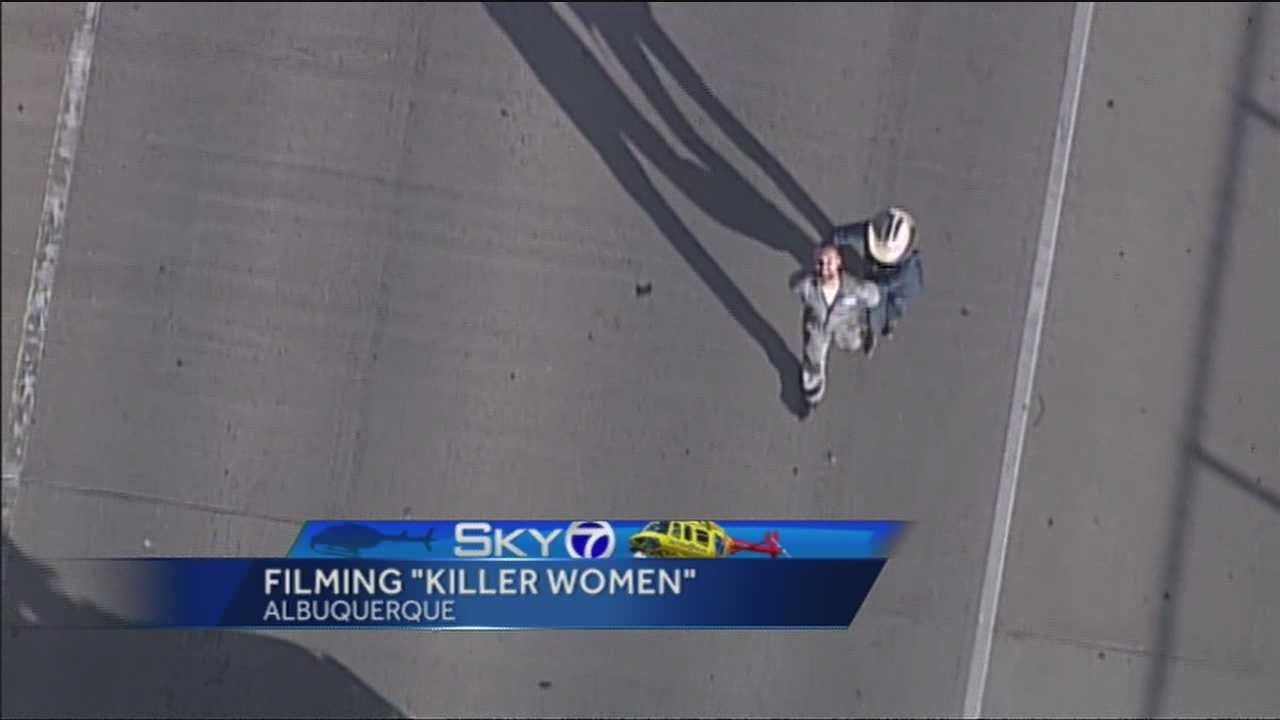 'Killer Women' to use Sky 7 footage