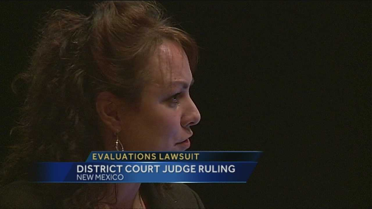 Skandera, PED don't have to defend evaluations in court