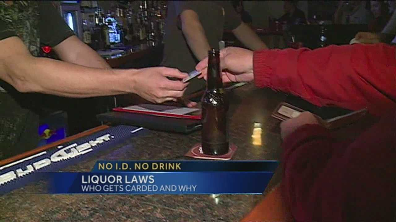When it comes to who gets carded on the way into a bar, we've learned many establishments are making their own rules.